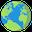 значок планеты