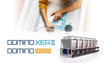 Domino XEA II e Domino HP XEA