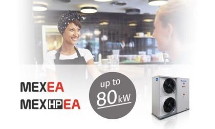 MEX EA & MEX HP EA: prestazioni da leader