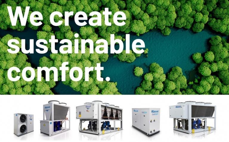 We create sustainable comfort