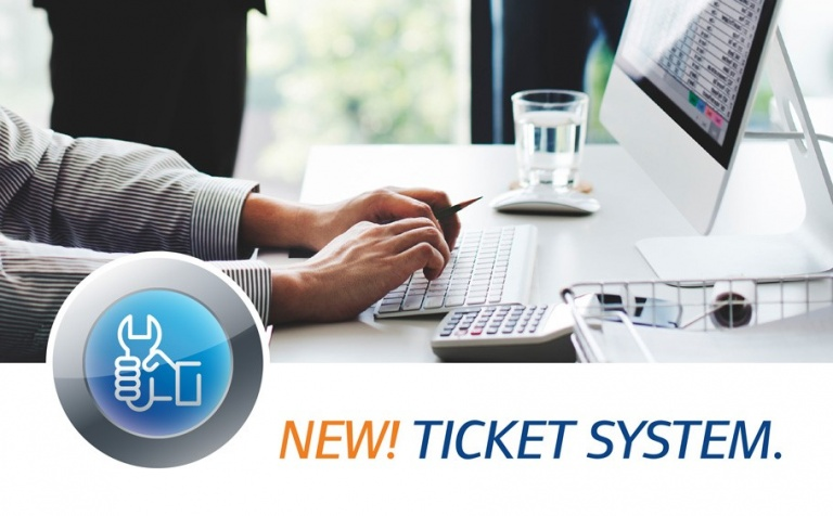 Nuovo Ticket System