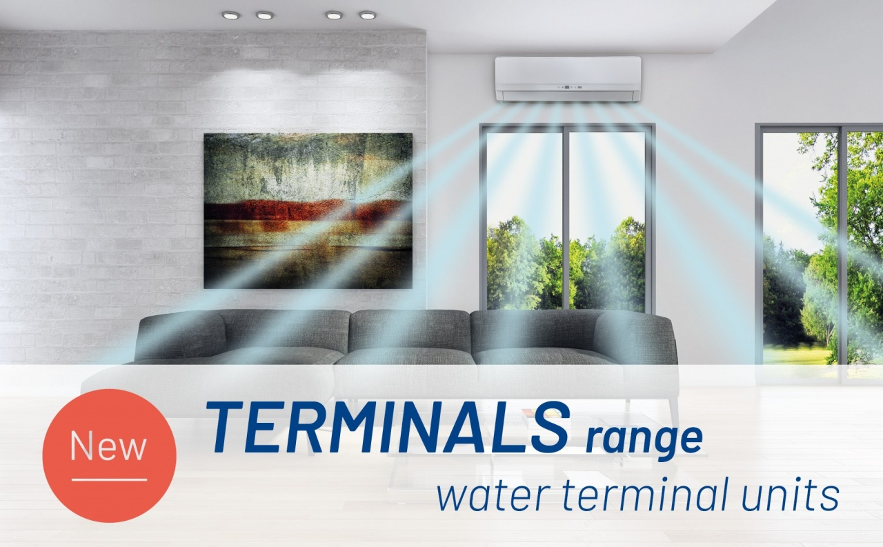 Terminals range - Water terminal units