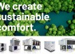 We create sustainable comfort