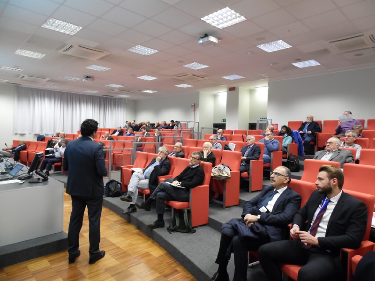 Incontro AiCARR - Milano, 9 Novembre 2016