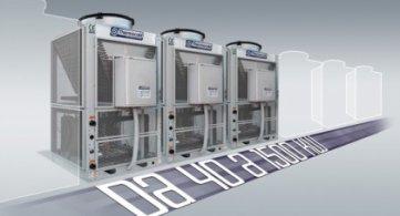 Domino: the innovative line of modular refrigeration units
