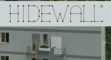 Hidewall: Built into wall casing air water multifuncion