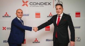 Thermocold alle celebrazioni per il 25simo anniversario di Condex