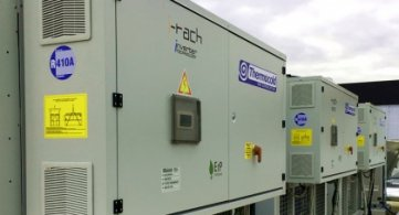 Full inverter heat pumps I-RACH and Multi-Manager technology for Saltoki: a perfect blend.