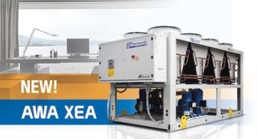 The new product range AWA XEA: BENEFITS OF A LEADER